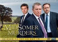 Midsomer Murders - Seizoen 11-15-DVD