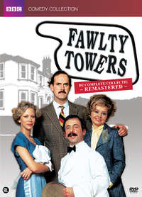 Fawlty Towers - The Complete Collection-DVD