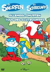 De Smurfen - Allemaal Smurfen-DVD