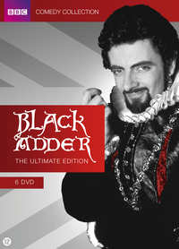 Black Adder - The Complete Collection-DVD