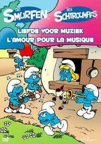 De Smurfen - Liefde Voor Muziek-DVD