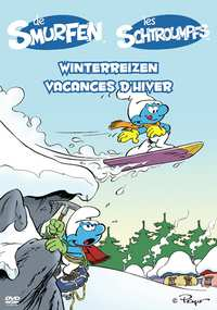 De Smurfen - Wintereizen-DVD