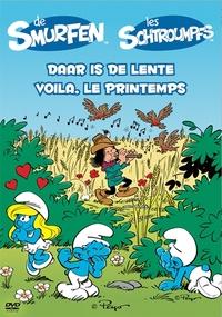 De Smurfen - Daar Is De Lente-DVD
