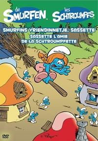 De Smurfen - Smurfins Vriendinnetje Sassette-DVD