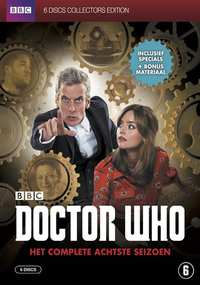 Doctor Who - Seizoen 8-DVD