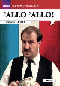 Allo Allo - Seizoen 1 / Deel 1-DVD