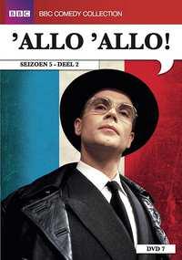 Allo Allo - Seizoen 5 / Deel 2-DVD