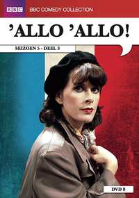 Allo Allo - Seizoen 5 / Deel 3-DVD