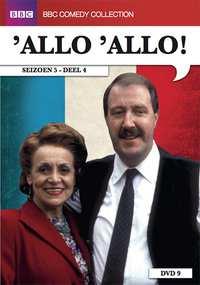 Allo Allo - Seizoen 5 / Deel 4-DVD