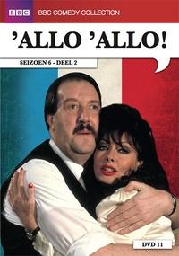 Allo Allo - Seizoen 6 / Deel 2-DVD