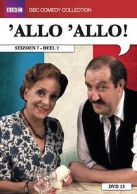 Allo Allo - Seizoen 7 / Deel 2-DVD