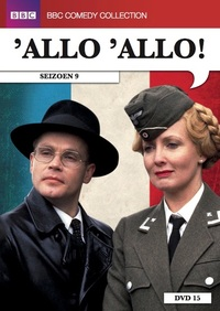 Allo Allo - Seizoen 9-DVD