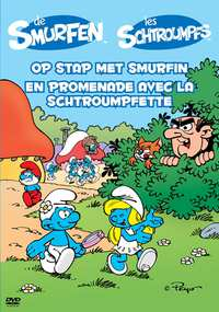 De Smurfen - Op Stap Met Smurfin-DVD