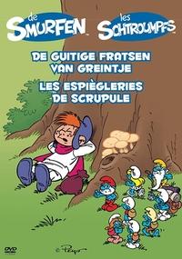 De Smurfen - De Guitige Fratsen Van Greintje-DVD