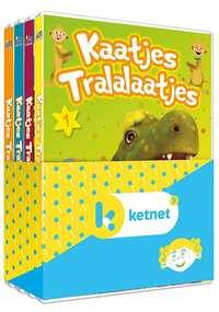 Kaatjes Tralalaatjes Box 1-DVD