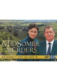 Midsomer Murders - Seizoen 1-5-DVD