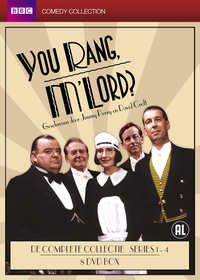 You Rang M'lord - Complete Collection-DVD