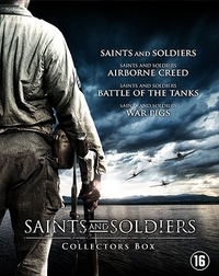 Saints And Soldiers Collectors Box - 1-4-Blu-Ray