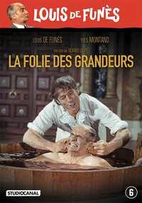 La Folie Des Grandeurs-DVD