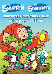 De Smurfen - Reuzepret Met Bolle Gijs-DVD