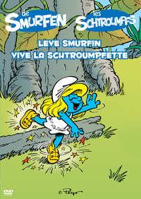 De Smurfen - Leve Smurfin-DVD