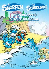 De Smurfen - Op Wereldreis-DVD