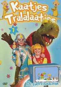 Kaatje Tralalaatjes Deel 7-DVD