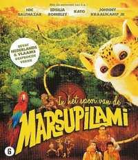 Marsupilami: De Speelfilm-Blu-Ray