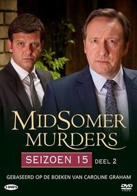 Midsomer Murders Seizoen 15 Deel 2-DVD
