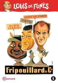 Fripouillard Et Cie-DVD
