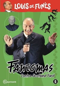 Fantomas Contre Scotland Yard-DVD