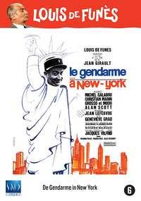 Gendarme In New York-DVD