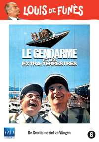 Gendarme Et Les Extra-Terrestres-DVD