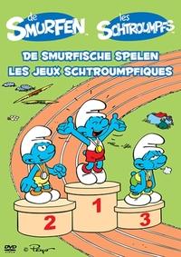 De Smurfen - De Smurfische Spelen-DVD