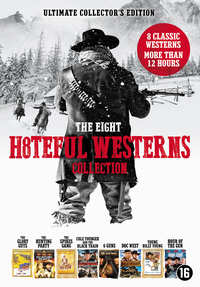 The Eight H8Teful - Westerns Collection-DVD