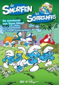 De Smurfen - De Avonturen Van Team Smurfen-DVD
