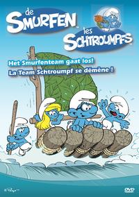 De Smurfen - Het Smurfenteam Gaat Los-DVD