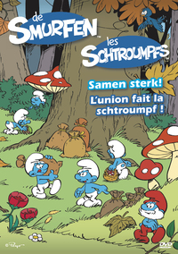 De Smurfen - Samen Sterk-DVD