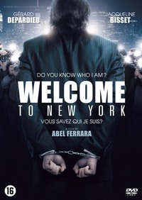 Welcome To New York-DVD