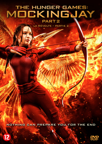 Hunger Games - Mockingjay Part 2-DVD