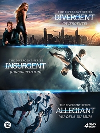 Divergent Trilogy-DVD