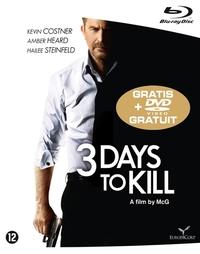 3 Days To Kill-Blu-Ray