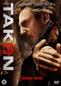 Taken 3-DVD