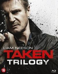 Taken 1-3-Blu-Ray