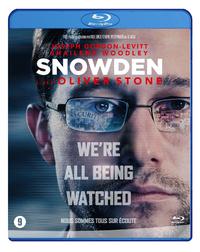 Snowden-Blu-Ray