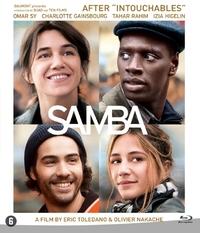 Samba-Blu-Ray