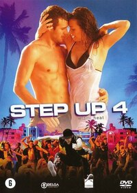 Step Up 4: Miami Heat-DVD