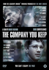 Company You Keep-DVD