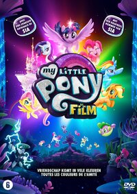 My Little Pony - De Film-DVD