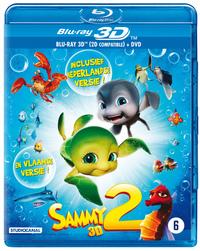 Sammy 2 (3D En 2D Blu-Ray + DVD)-Blu-Ray